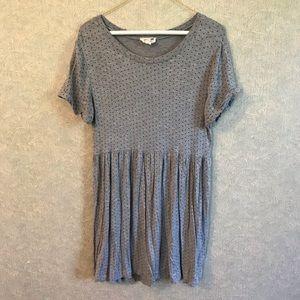 PacSun LA Hearts polka dot dress